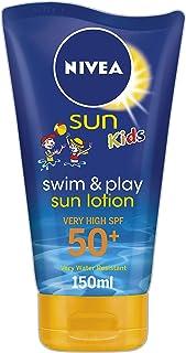 Nivea Sun Kids Swim & Play Sun Lotion 50+, 150ml
