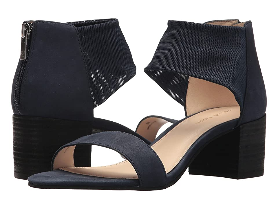 Pelle Moda Alden (Midnight Tumbled Nubuck) Women