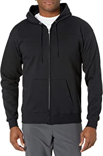 Men's Full-Zip Eco-Smart Fleece Hoodie