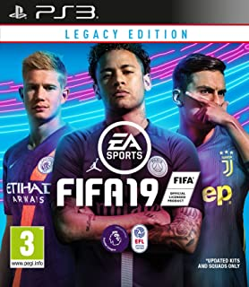 FIFA 19 Legacy Edition (PS3)