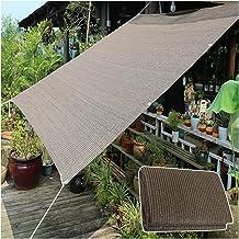 PENGFEI Sunblock schaduwdoek, HDPE Grondstoffen Schaduw Ventilatie UV Bescherming, Gebruikt voor Patio Tuin Balkon, Meerde...