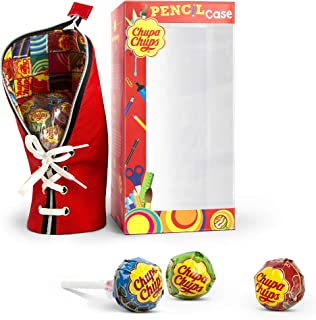 CHUPA CHUPS Lollypops + Pencil Case (Pack of 1)