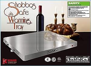 TechYidCo. Shabbos Safe Warming Tray