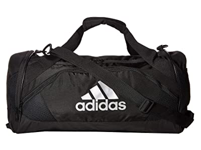 adidas Team Issue II Small Duffel (Black) Duffel Bags