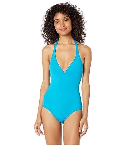 Vilebrequin Solid Water Fames Swimsuit (Seychelles) Women