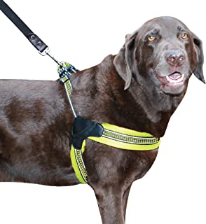 Sporn Sporn Mesh Easy Fit Harness Yellow, Large
