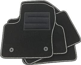c/ód 3D 5396 Tipo Cubeta a Medida Antideslizante con Borde 5 cm MTM Alfombrillas Goma Kuga II Desde 02.2013-