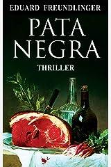Pata negra: Andalucía thriller Versión Kindle