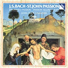 bach st john passion herreweghe