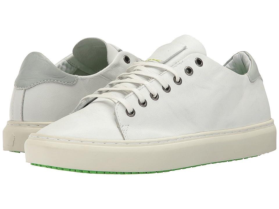 Satorisan Newtown-Napa Leather (White) Men
