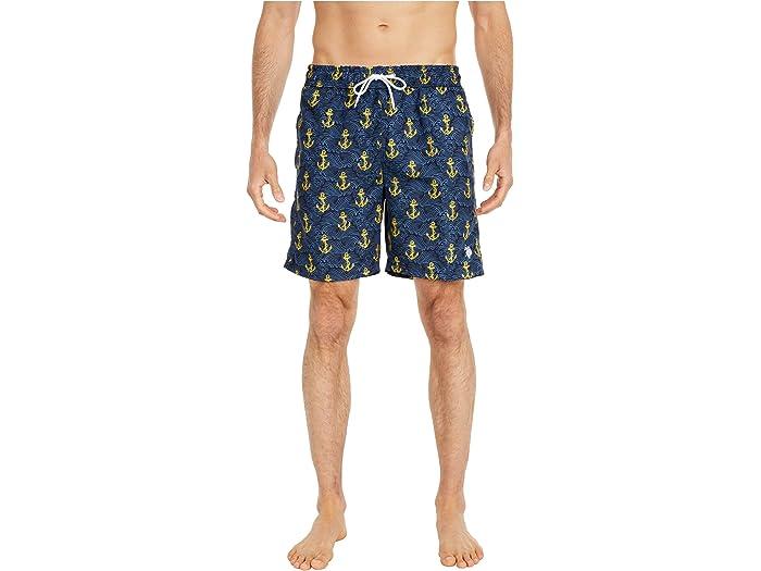 U.S. POLO ASSN. U.S. POLO ASSN. Anchor Swim Shorts