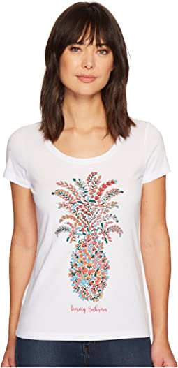 Tommy Bahama - Pineapple Parcway Tee