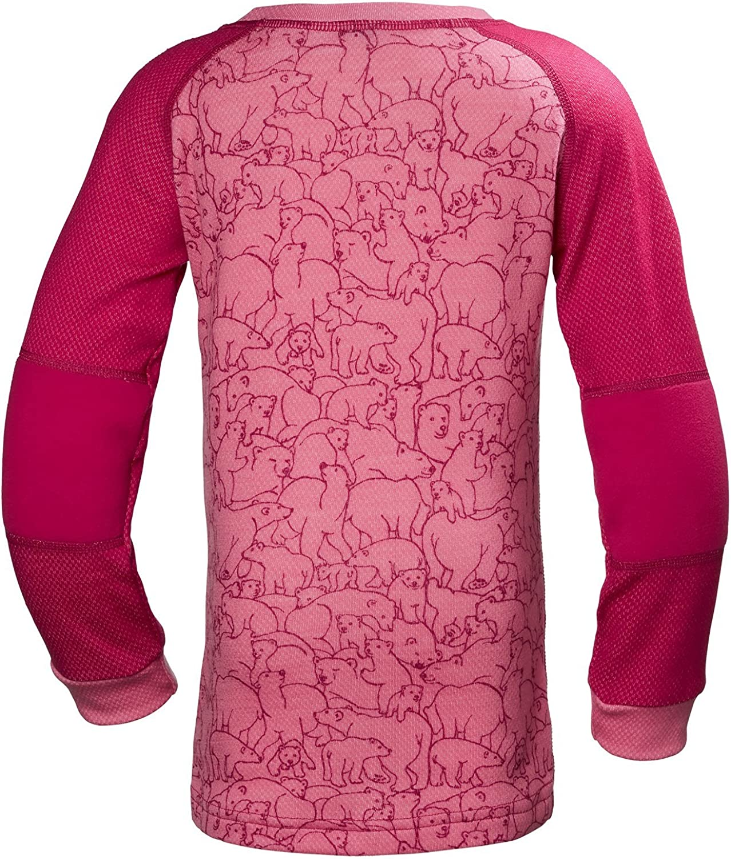 Helly-Hansen Boys Hh LIFA Merino Wool 2-Layer Thermal Baselayer Set
