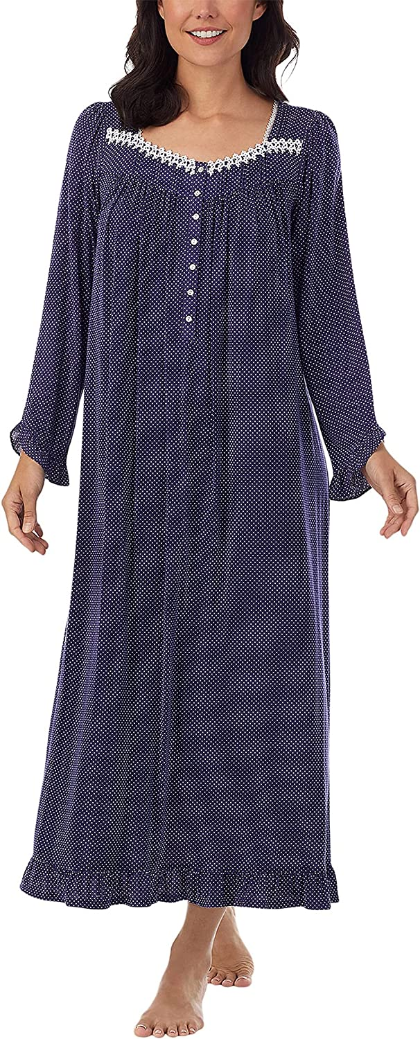 Free shipping anywhere in the nation Eileen West Long Waltz Max 87% OFF Sleeve Gown