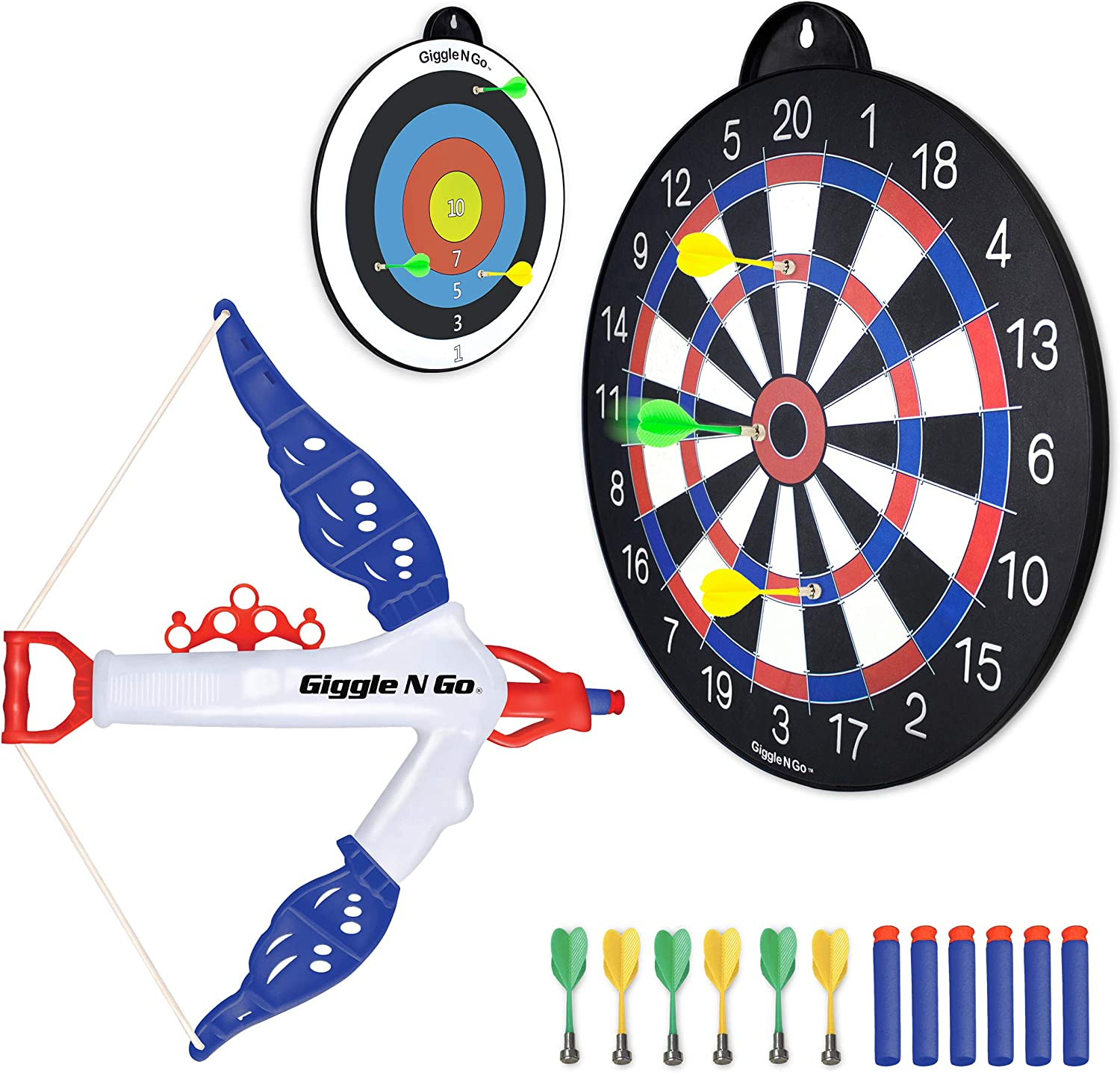 Giggle N Go Magnetic Dart Kids Board Outstanding B for - Max 58% OFF