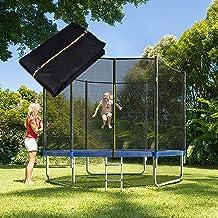 Outdoor Trampoline voor Kinderen en Volwassen Anti-Val Trampoline Bescherming Netto Ademend Trampoline Veiligheid Behuizin...