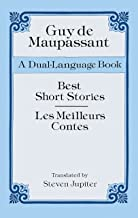 Best Short Stories: A Dual-Language Book (Dover Dual Language French) (French Edition)