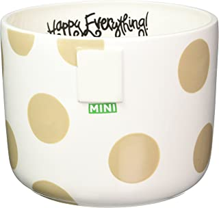 Happy Everything Mini Bowl - Neutral Dot