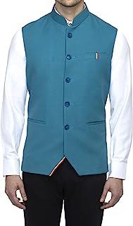 Favoroski Men's Sleeveless Bandhgala Modi Jacket