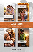 Western Box Set 1-4 June 2020/The Texan's Baby Bombshell/The Cowboy's Claim/Enchanted by the Rodeo Queen/Last Chance Cowbo...