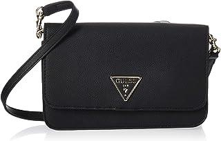 حقيبة نويل بحزام طويل يمر بالحسم وغطاء قلاب من جيس