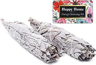 Picki Nicki Sage Smudge Stick Bundle for Burning Smudging and Spiritual Cleansing