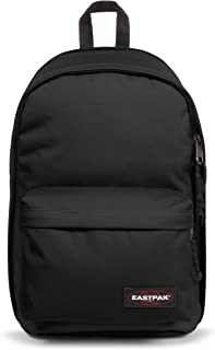 Eastpak Women`s Back to Work Backpack, Black, One Size