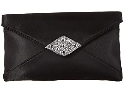 Adrianna Papell Kadin (Black) Clutch Handbags