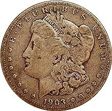 1903 S Morgan Silver Dollar - VG/Very Good