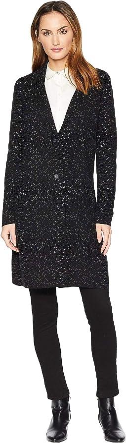 Long Sleeve Notch Collar Jacket