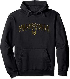 Millersville University NCAA Long Sleeve Hoodie 65AMVC1