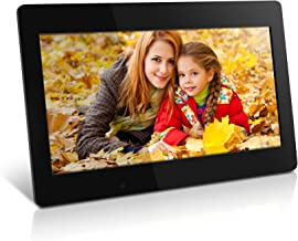 Aluratek (ADMPF118F) 18.5 Inch Digital Photo Frame - Black