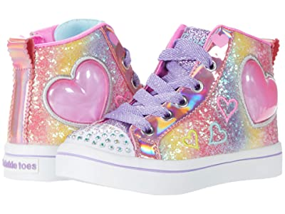 SKECHERS KIDS Twinkle Toes Twi-Lites 2.0 314419L (Little Kid) (Multi) Girl