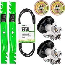 8TEN Deck Rebuild Kit for MTD Craftsman Huskee 46 inch T1200 T1400 LT1500 LT4200 Blade Spindle Belt Idler