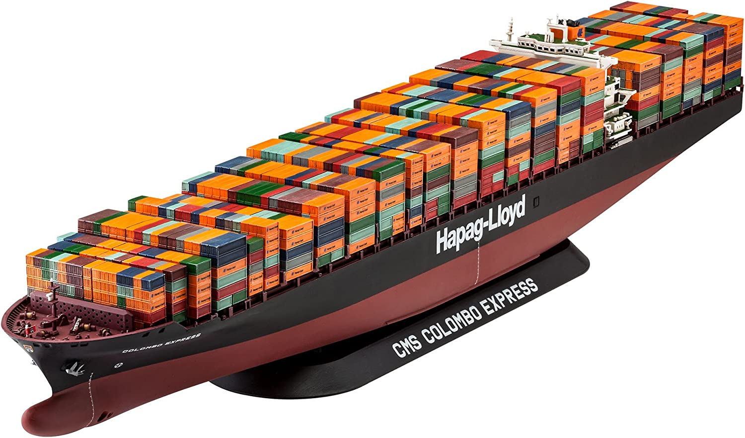 Revell 805152 Germany Container Ship Colombo Express Model Kit Building