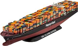 Revell- Maqueta de Container Ship Colombo Express, Kit Modello, Escala 1:700 (5152) (05152), 47,9 cm de Largo (