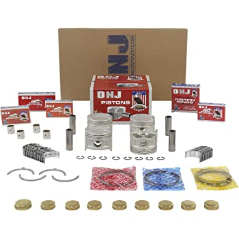 VG33E Xterra V6 Nissan//Frontier 12V SOHC 3.3L DNJ EK639 Engine Rebuild Kit for 1999-2004 Quest 3275cc