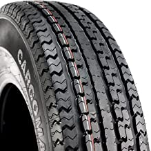 CargoMax YT301 Steel Belted Radial Trailer Tire - ST235/85R16 132/127L G (14 Ply)