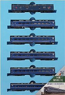 マイクロエース Nゲージ 14系 ・ 急行きたぐに ・ 基本6両セット A5941 鉄道模型 電車