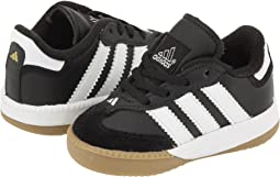 adidas Kids - Samba® Millennium Core (Infant/Toddler)
