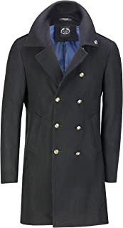military style greatcoat