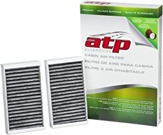 atp automotive RA-153 Carbon Activated Premium Cabin Air Filter