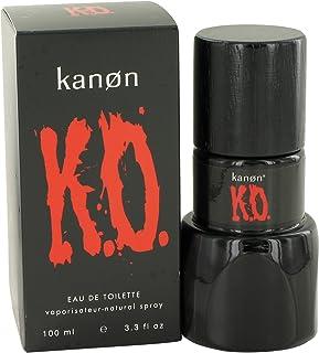 Kanon Ko for Men, 3.3 oz EDT Spray