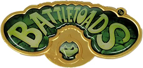 Battletoads Belt Buckle - Loot Gaming Exclusive (June 2017)