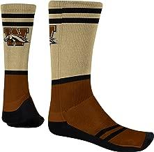Western Michigan University Men's Sublimated Socks - Classic
