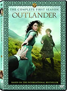 Outlander Complete Seasons 1-3 / Seasons 1,2 & 3 DVD SET [dvd]