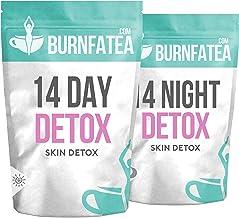Burnfatea 14 Day Skin Tea Kit Estimated Price : £ 9,99