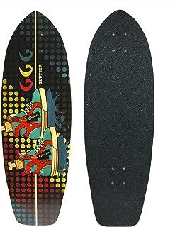 Glutier Surfskate Deck Killbreast 31 Surf Skate Sk...