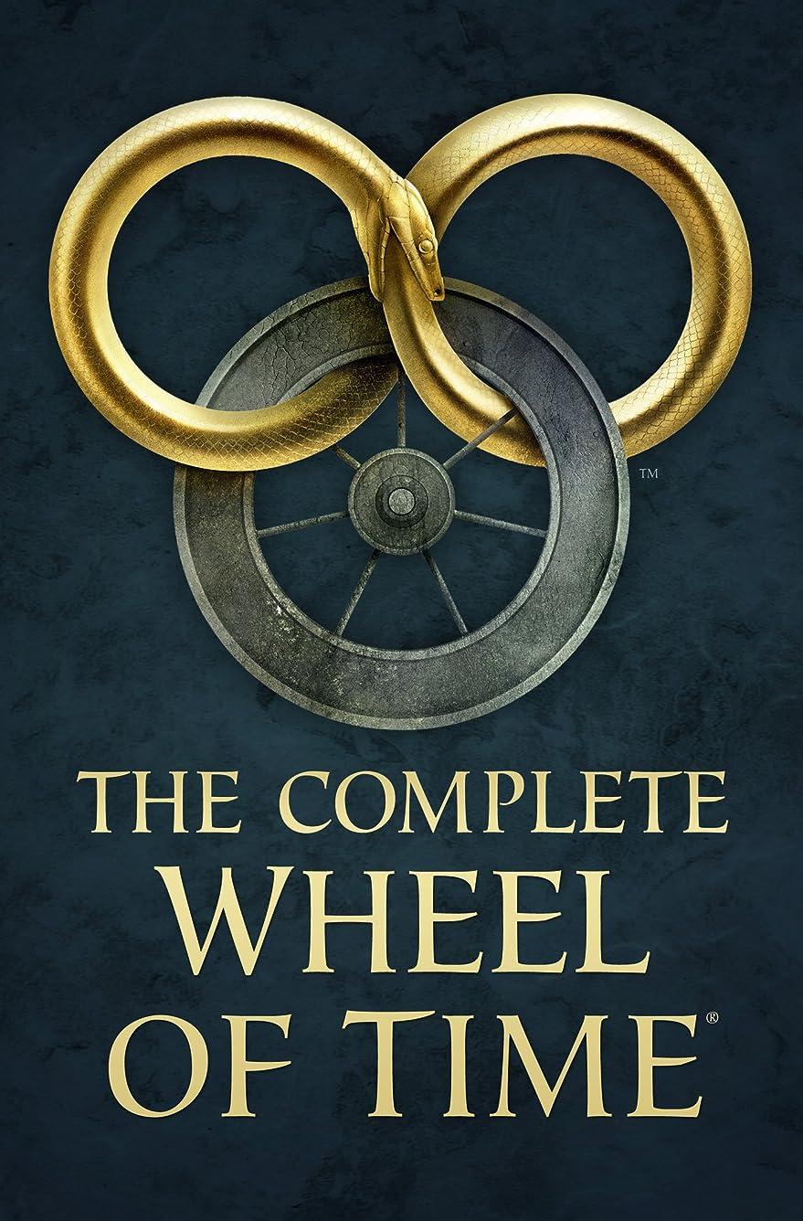 通信する記念碑的な巡礼者The Complete Wheel of Time (English Edition)