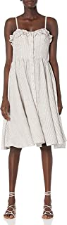 French Connection womens Button Front Dress Dress